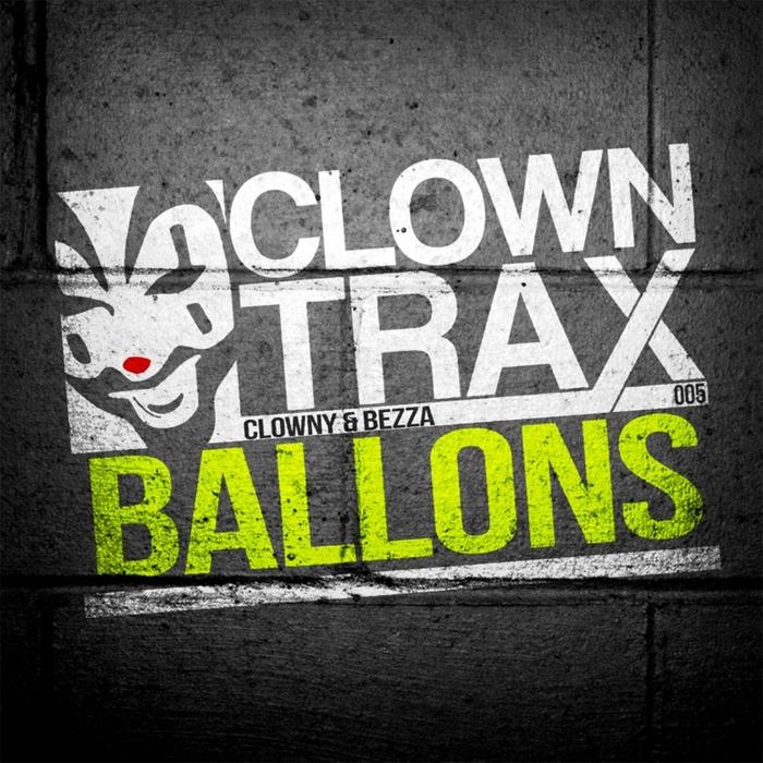 CLOWNY/BEZZA - Ballons