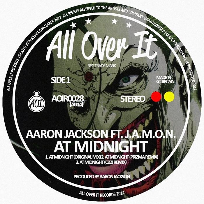 JACKSON, Aaron feat JAMON - At Midnight (remixes)