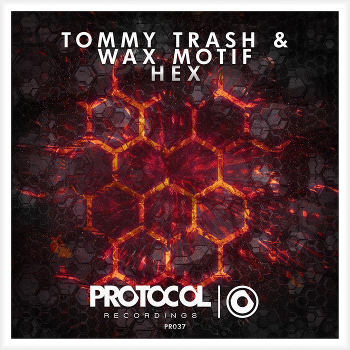 TOMMY TRASH & WAX MOTIF - HEX