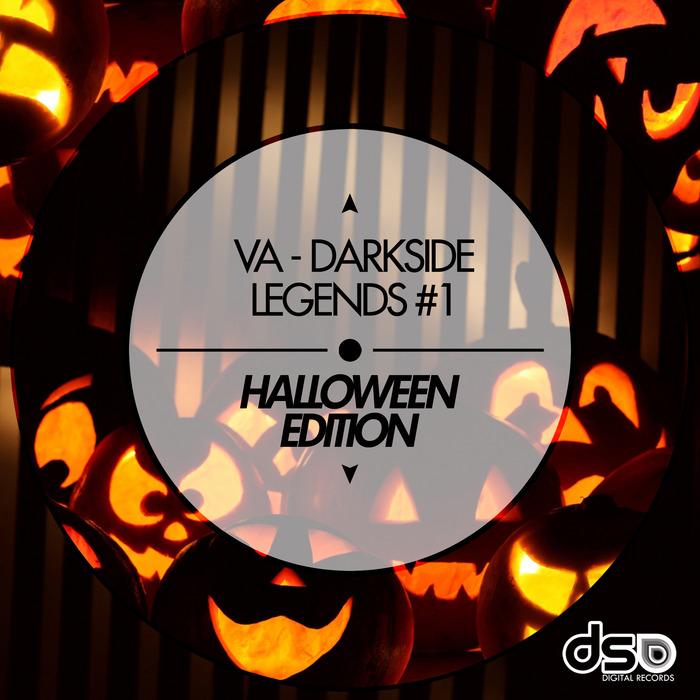 VARIOUS - Darkside Legends 1 Halloween Edition