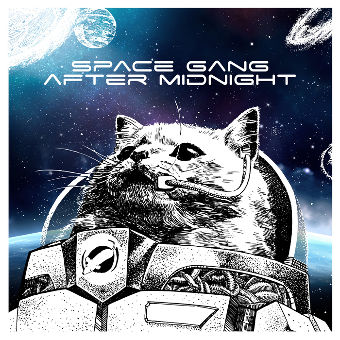 SPACE GANG - After Midnight