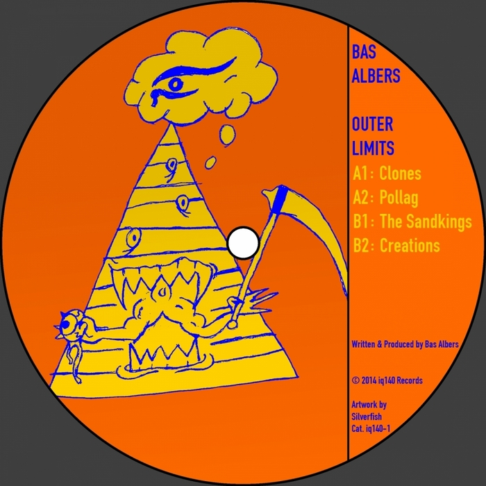 ALBERS, Bas - Outer Limits