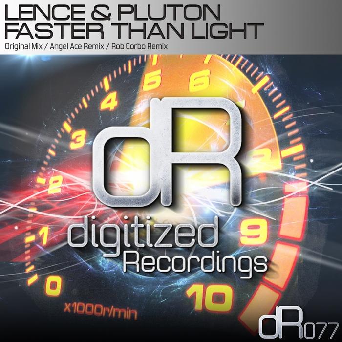 LENCE/PLUTON - Faster Than Light
