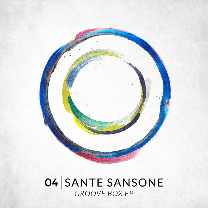 SANSONE, Sante - Groovebox EP
