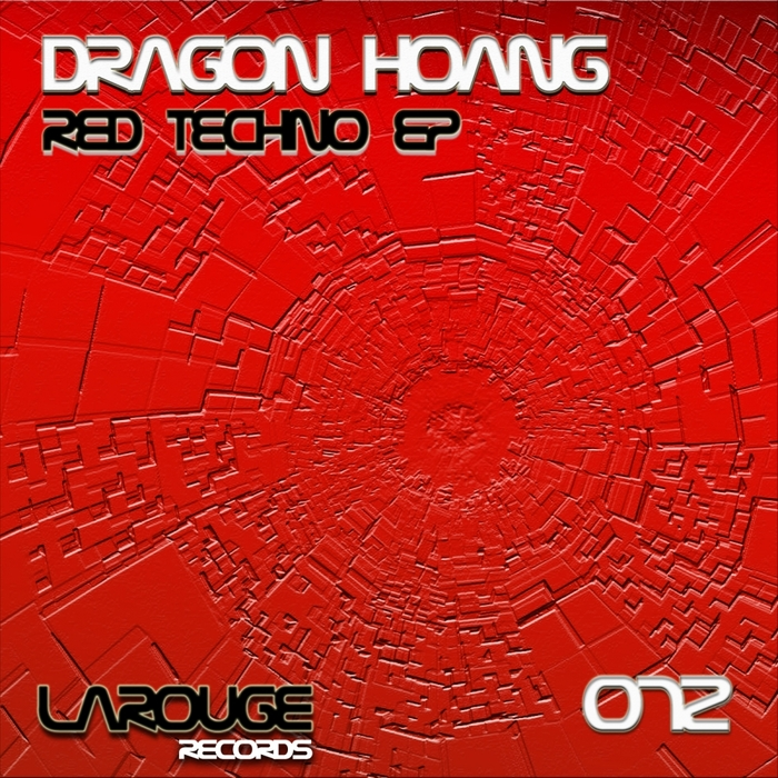 DRAGON HOANG - Red Techno EP