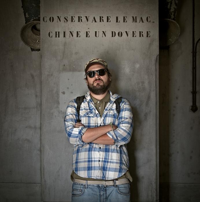 MCFLY, Marcio - Conservare Le Macchine E Un Dovere