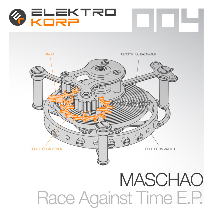 MASCHAO - Race Against Time EP