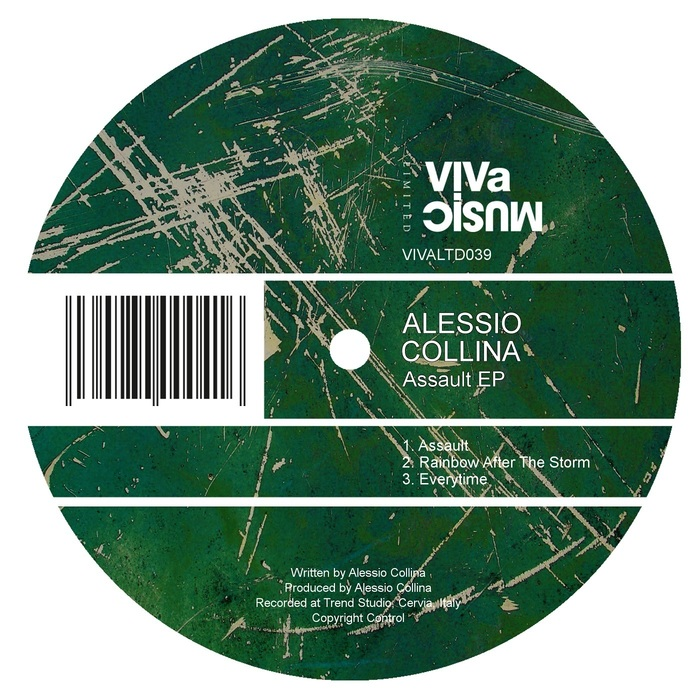 COLLINA, Alessio - Assault EP