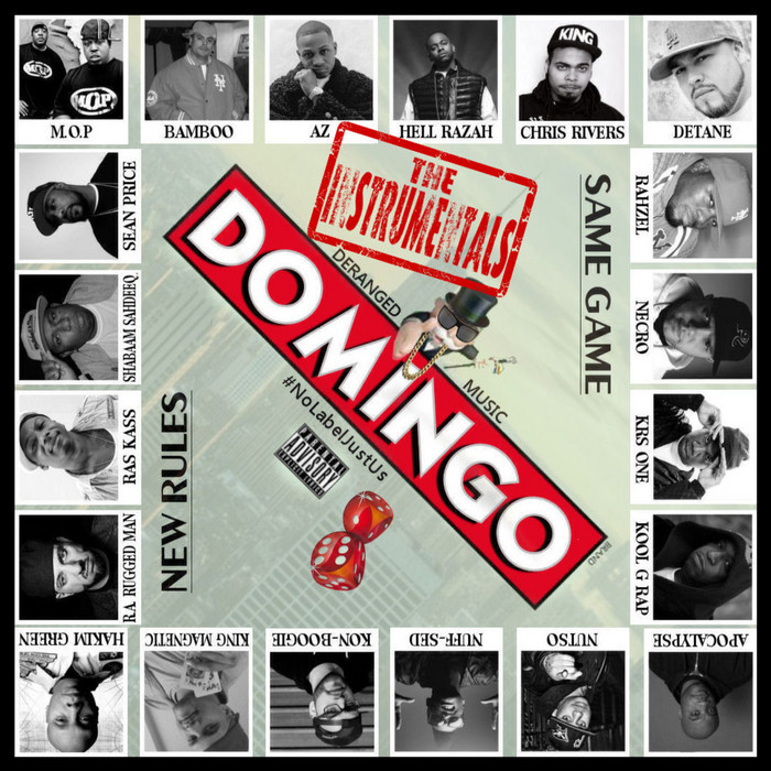 DOMINGO - Same Game New Rules (the instrumentals)