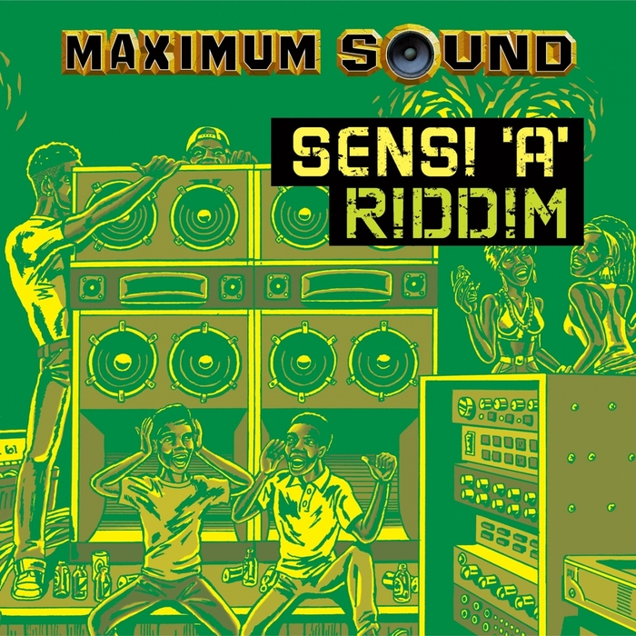 ROSE, Mykal/STARKEY BANTON/FRENCHIE/THE DUB ORGANISER - Sensi A Riddim