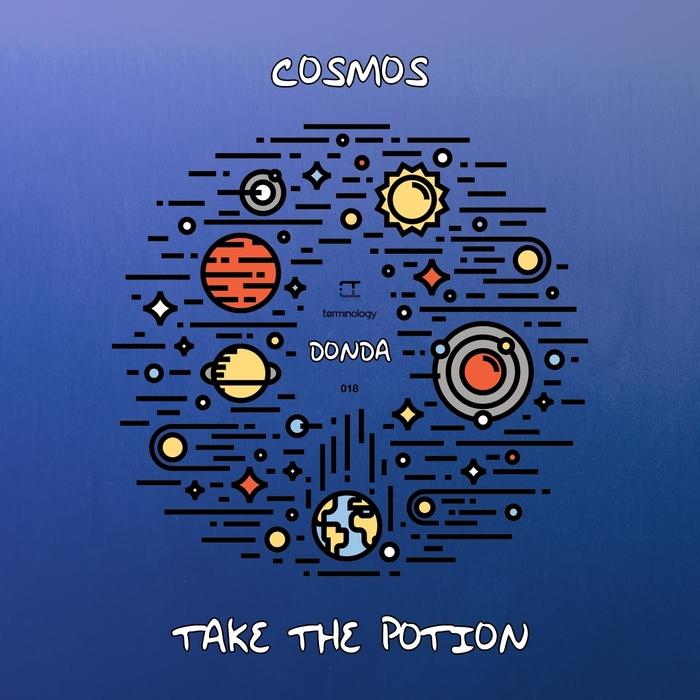 DONDA - Cosmos/Take The Potion