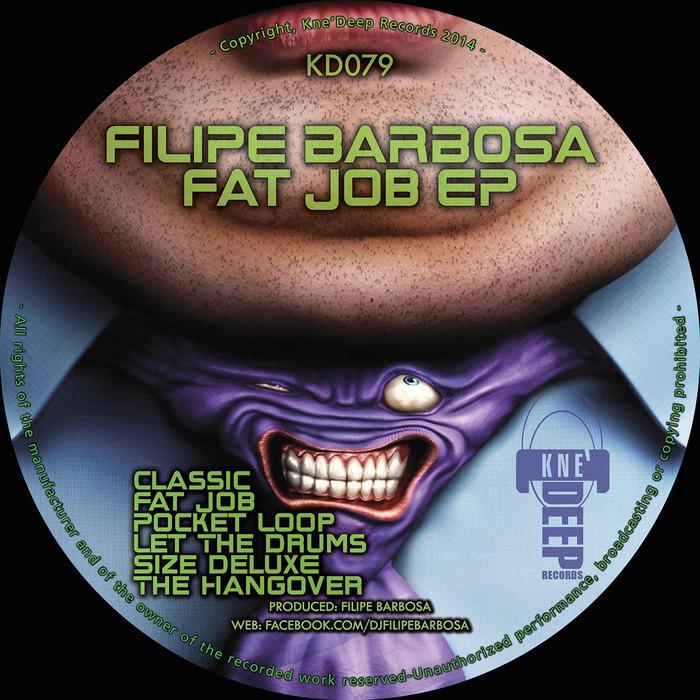 BARBOSA, Filipe - Fat Job EP