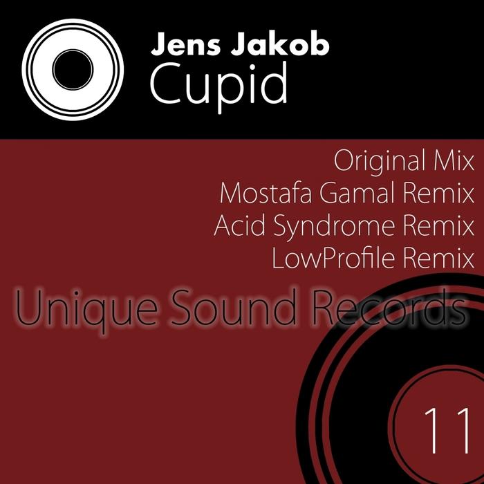 JAKOB, Jens - Cupid