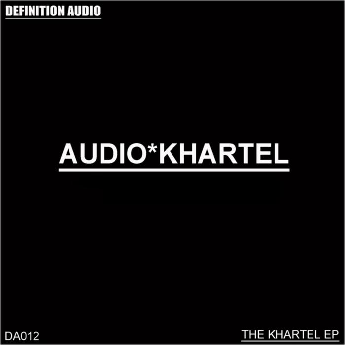 AUDIO KHARTEL - The Khartel EP