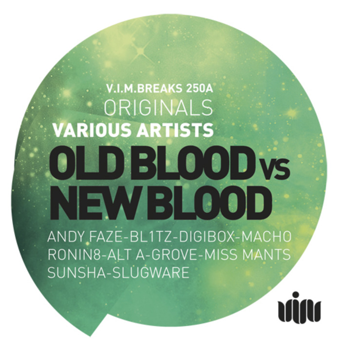 VARIOUS - Old Blood vs New Blood The Originals