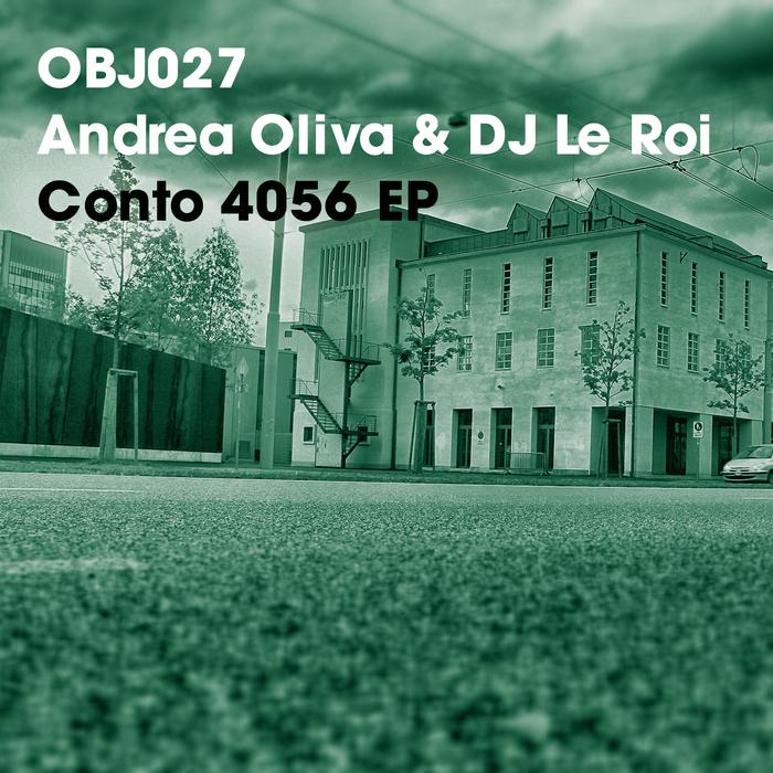OLIVA, Andrea/DJ LE ROI - Conto 4056 EP