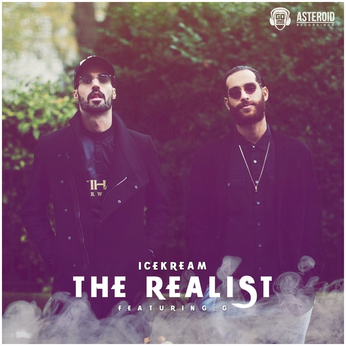 ICEKREAM feat G - The Realist