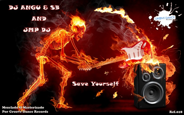 JMP DJ/DJ ANGU/SB - Save Yourself