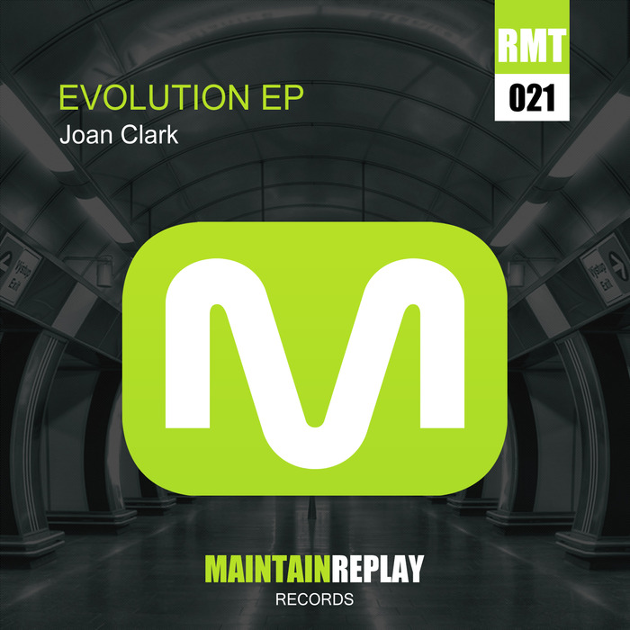 CLARK, Joan - Evolution EP