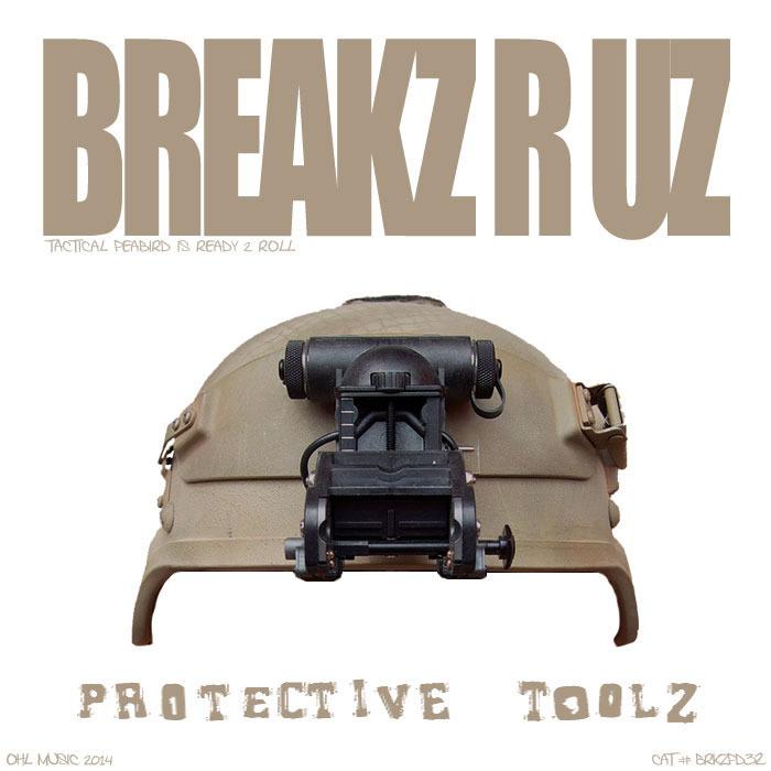 DJ PEABIRD - Protective Toolz
