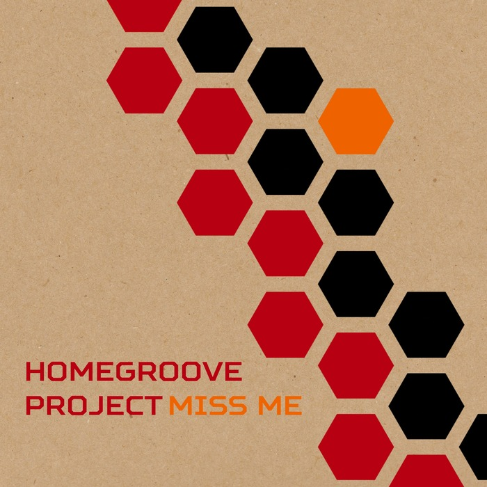HOMEGROOVE PROJECT - Miss Me EP (remixes)