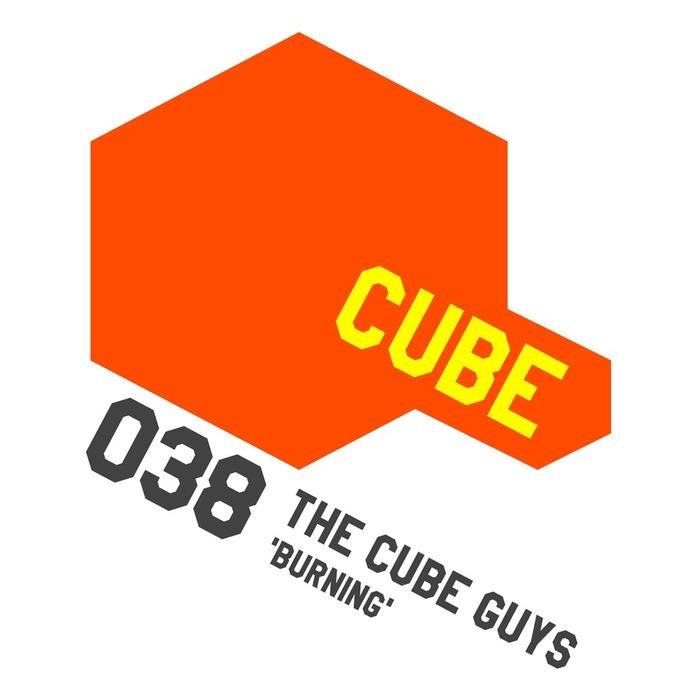 CUBE GUYS, The - Burning