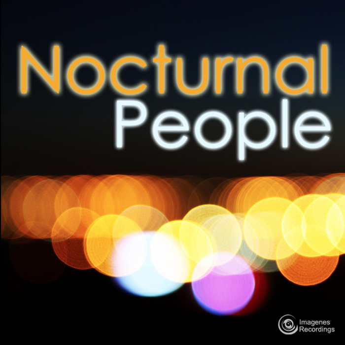 NOCTURNAL PEOPLE feat ANDRE ESPEUT - Nocturnal People