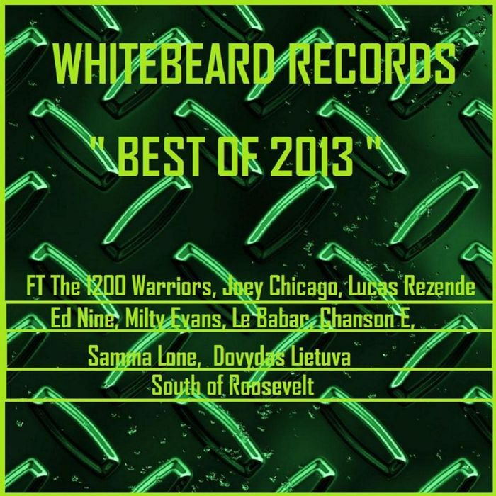 VARIOUS - Best Of Whitebeard Records 2013