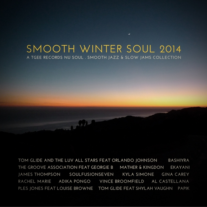 VARIOUS - Smooth Winter Soul 2014: Tgee Records Nu Soul & Smooth Jazz & Slow Jams Collection