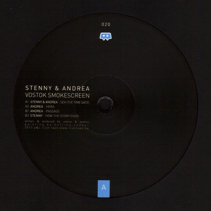 STENNY/ANDREA - Vostok Smokescreen