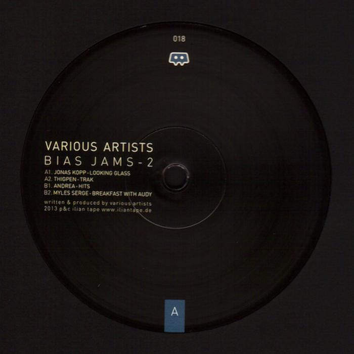 KOPP, Jonas/THIGPEN/ANDREA/MYLES SERGE - Bias Jams 2