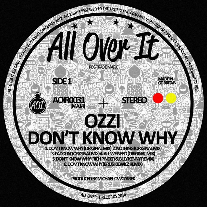 OZZI - Dont Know Why