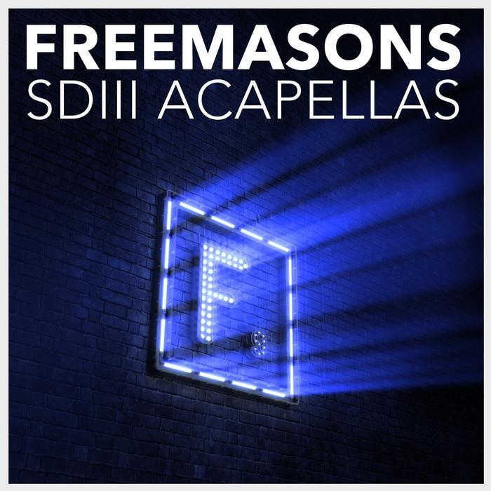 Shakedown 3 (the acapella album) by Freemasons on MP3, WAV, FLAC