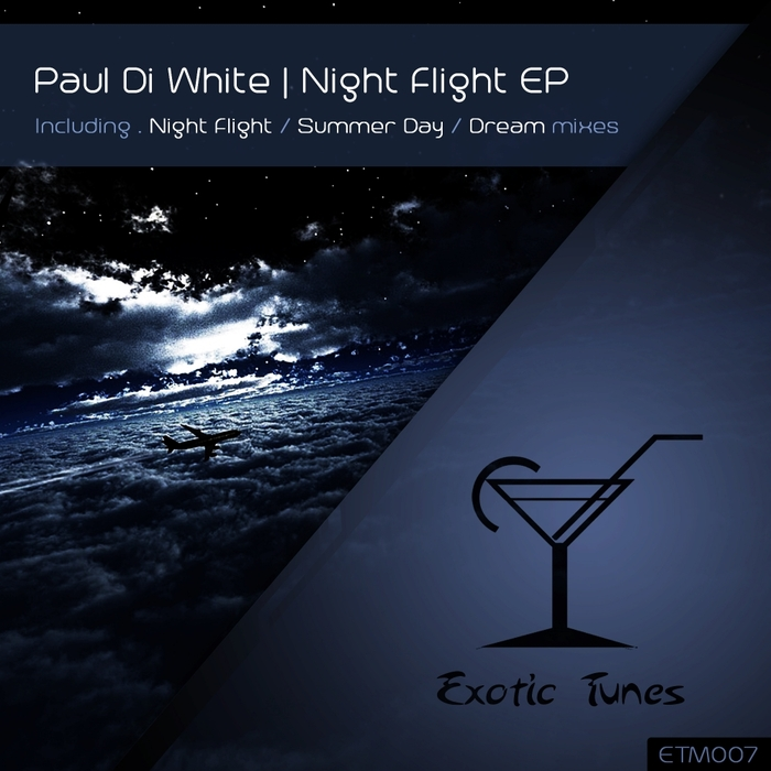 DI WHITE, Paul - Night Flight EP