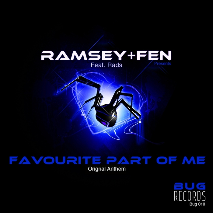 RAMSEY & FEN feat RADS/MAXWELL D - Favourite Part Of Me
