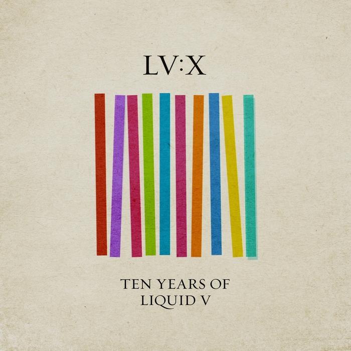 VARIOUS - LV: X - Ten Years Of Liquid V