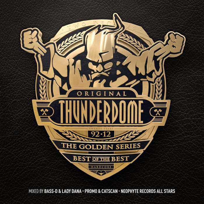 VARIOUS - Thunderdome The Golden Series