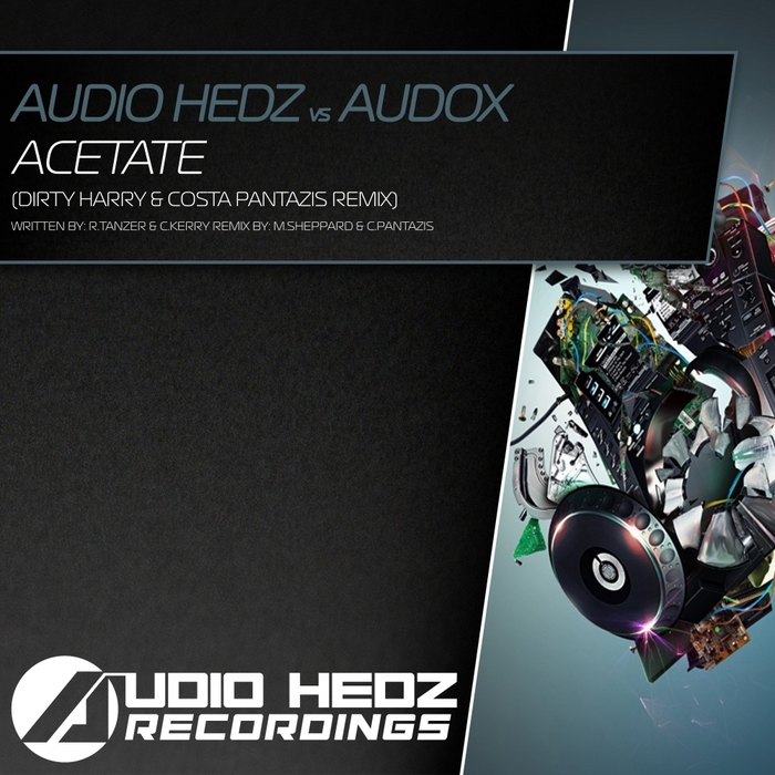 AUDIO HEDZ vs AUDOX - Acetate