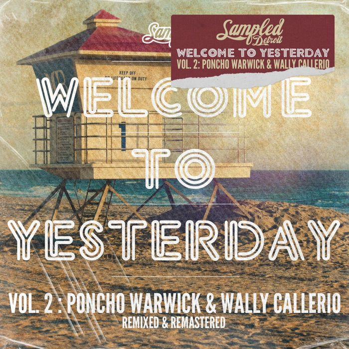 CALLERIO, Wally/PANCHO WARWICK - Welcome To Yesterday Vol 2