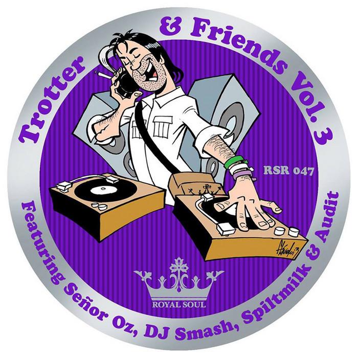 TROTTER - Trotter & Friends Vol 3