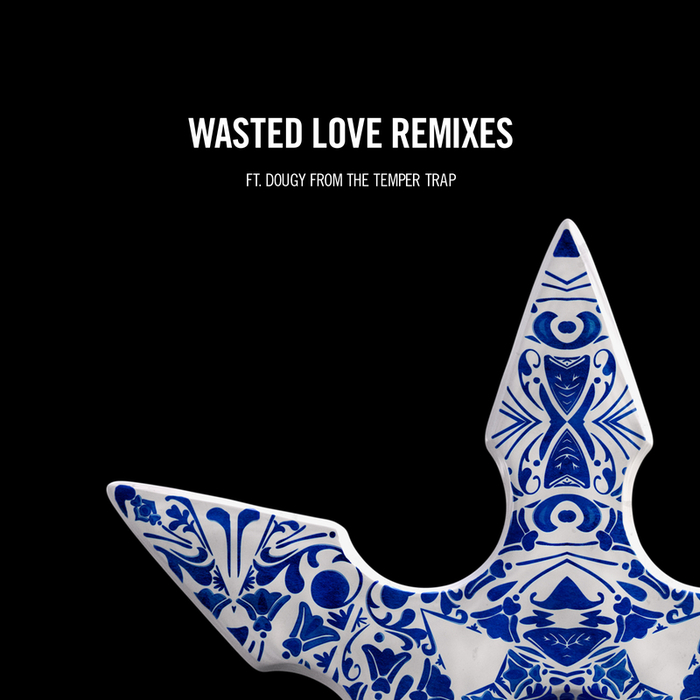 STEVE ANGELLO feat DOUGY - Wasted Love (remixes)
