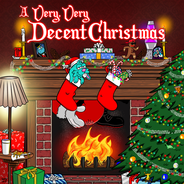VARIOUS - A Very Very Decent Christmas