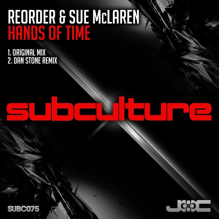 REORDER/SUE MCLAREN - Hands Of Time