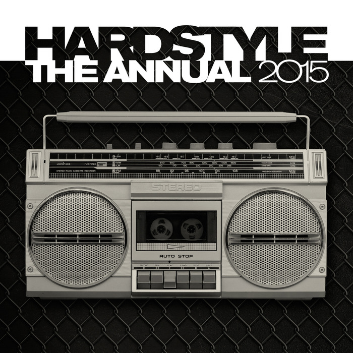 VARIOUS - Hardstyle The Annual 2015
