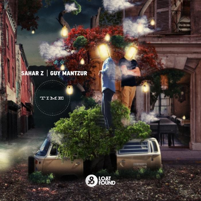 GUY MANTZUR/SAHAR Z - Time