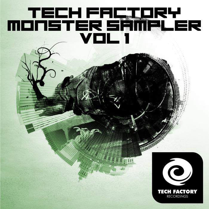 VARIOUS - Tech Factory Monster Sampler Vol 1