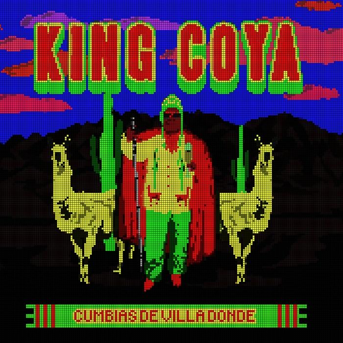 KING COYA - Cumbias De Villa Donde