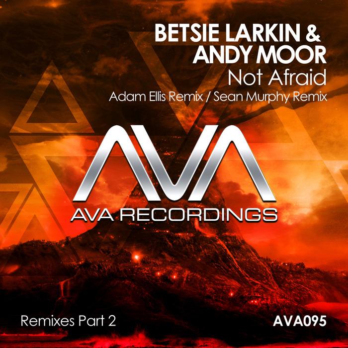 LARKIN, Betsie/ANDY MOOR - Not Afraid