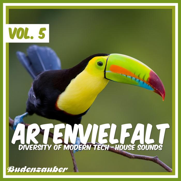 VARIOUS - Artenvielfalt Vol 5 Diversity Of Modern Tech House Sounds