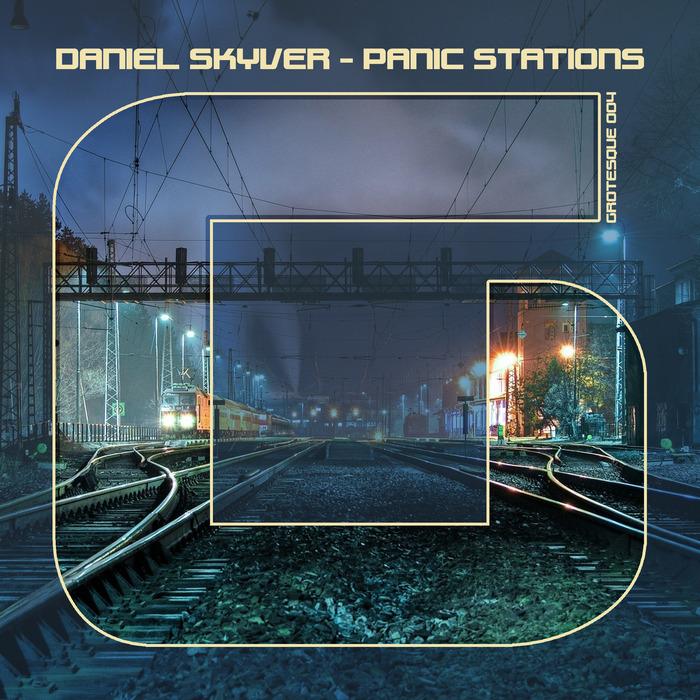SKYVER, Daniel - Panic Stations